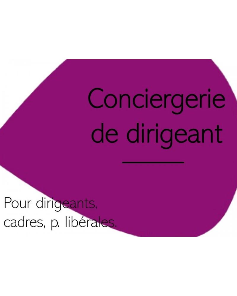 CONCIERGERIE DE DIRIGEANT
